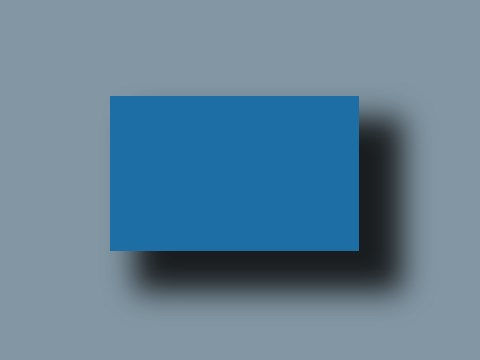 css box shadow